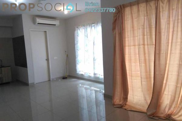 For Rent Condominium at Univ 360 Place, Seri Kembangan Freehold Semi Furnished 1R/1B 1k