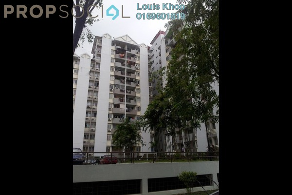 For Sale Condominium at Miharja Condominium, Cheras Freehold Unfurnished 3R/2B 360k
