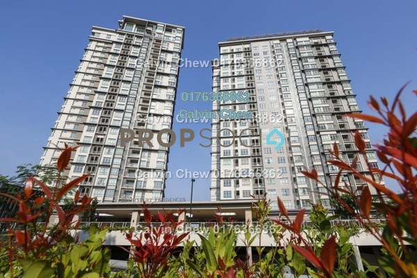 For Sale Condominium at Shaftsbury Square, Cyberjaya Freehold Fully Furnished 0R/1B 220k