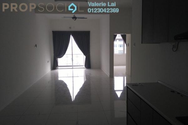 For Rent Condominium at Skypod, Bandar Puchong Jaya Freehold Semi Furnished 3R/2B 2.1k