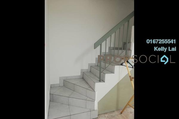 For Sale Terrace at Taman Sejahtera, Jinjang Freehold Semi Furnished 4R/3B 520k