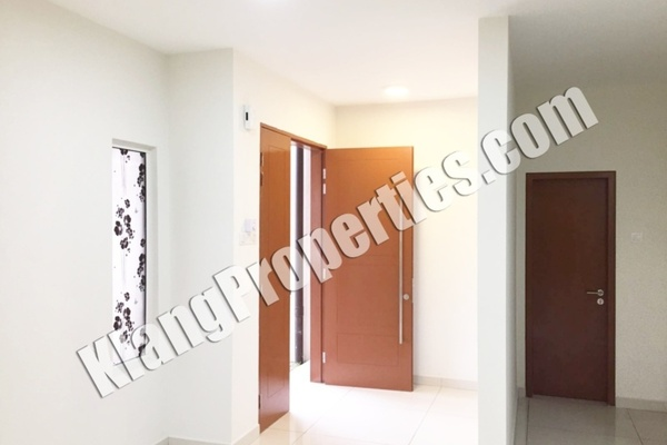 For Rent Semi-Detached at Glenmarie Cove, Port Klang Freehold Semi Furnished 4R/4B 2.5k