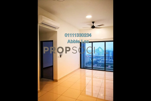 For Rent Condominium at The Link 2 Residences, Bukit Jalil Freehold Semi Furnished 3R/2B 1.8k