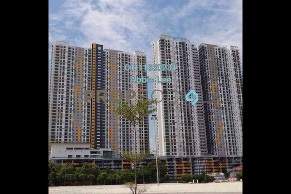 For Rent Condominium at Parkhill Residence, Bukit Jalil Freehold Semi Furnished 3R/2B 1.5k