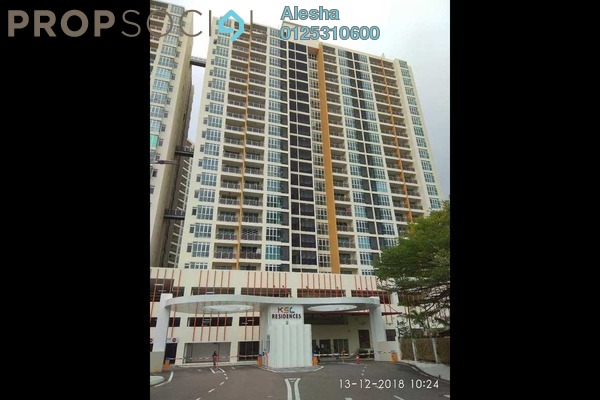 For Sale Serviced Residence at KSL Residences @ Daya, Johor Bahru Freehold Unfurnished 0R/0B 308k