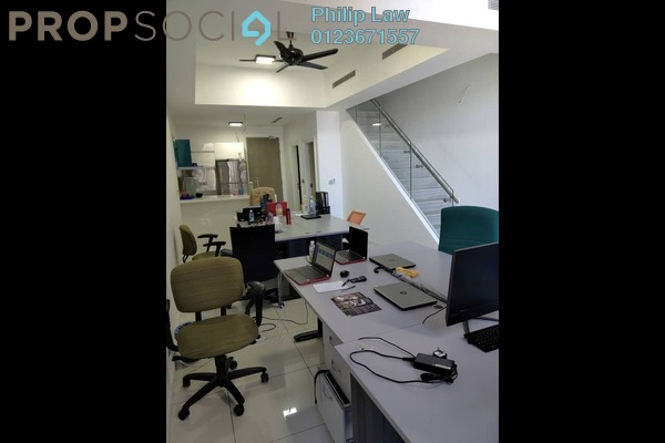 For Sale Condominium at M City, Ampang Hilir Freehold Semi Furnished 1R/1B 650k