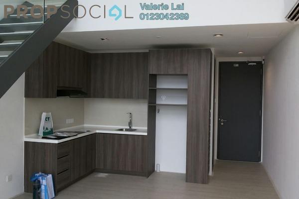 For Rent SoHo/Studio at One City, UEP Subang Jaya Freehold Semi Furnished 1R/1B 1.25k