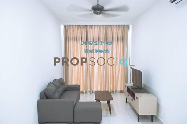 For Sale Serviced Residence at Green Haven, Johor Bahru Freehold Fully Furnished 1R/1B 497k