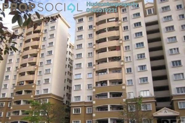 For Sale Condominium at Pandan Utama, Pandan Indah Freehold Semi Furnished 3R/2B 360k