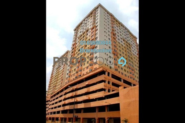 For Rent Apartment at Serdang Skyvillas, Seri Kembangan Freehold Unfurnished 2R/1B 850translationmissing:en.pricing.unit