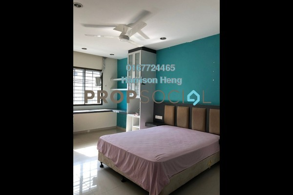 For Sale Terrace at Taman Skudai Baru, Skudai Freehold Semi Furnished 4R/3B 550k