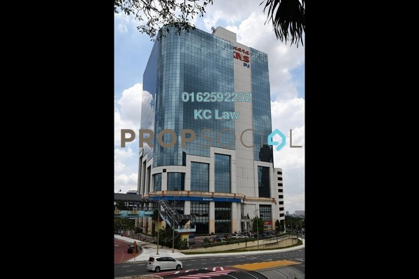 For Rent Office at Menara PKNS, Petaling Jaya Freehold Unfurnished 0R/0B 8.08k