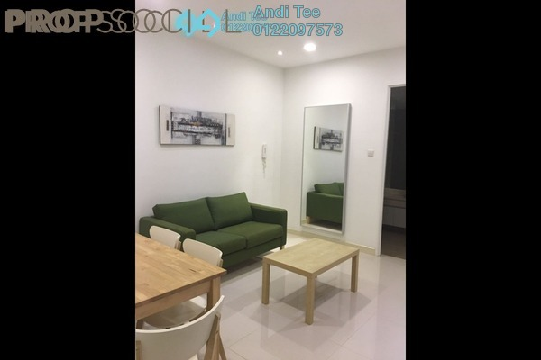For Sale Condominium at Camellia, Bangsar South Freehold Fully Furnished 1R/1B 650k