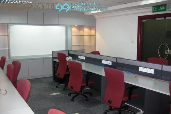 For Sale Office at Plaza Sentral, KL Sentral Freehold Fully Furnished 0R/0B 4.6m