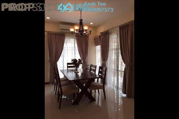 For Sale Semi-Detached at Ilmu, Alam Sari Freehold Semi Furnished 5R/5B 1.23m