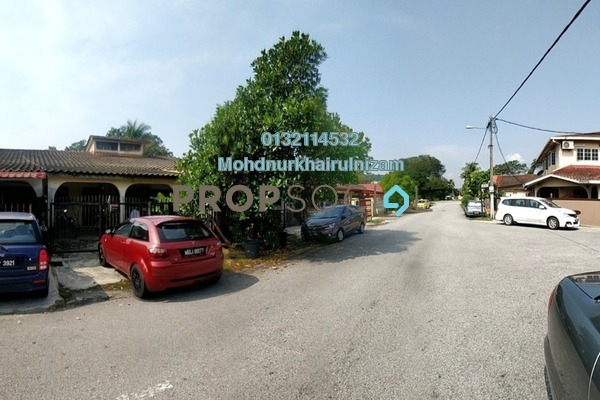 For Sale Terrace at Taman Sri Serdang, Seri Kembangan Freehold Unfurnished 3R/2B 350k