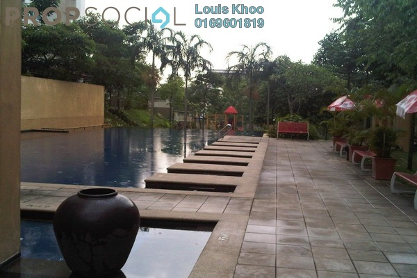 For Sale Condominium at Green Avenue, Bukit Jalil Freehold Semi Furnished 3R/2B 480k