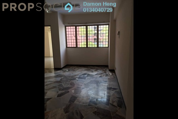 For Rent Condominium at Tasik Heights Apartment, Bandar Tasik Selatan Freehold Semi Furnished 3R/2B 1.1k