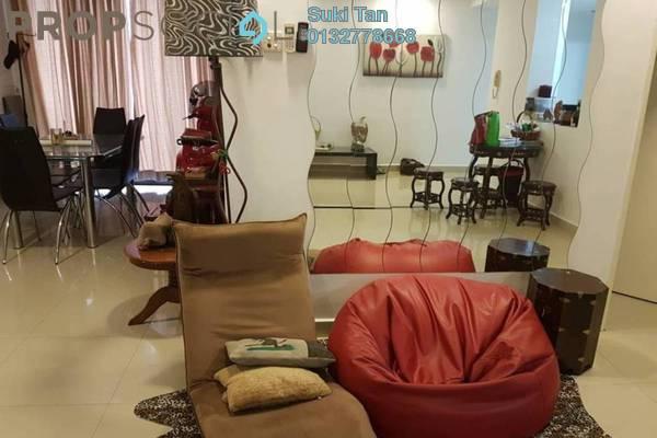 For Sale Condominium at Sri Putramas II, Dutamas Freehold Semi Furnished 3R/2B 659k