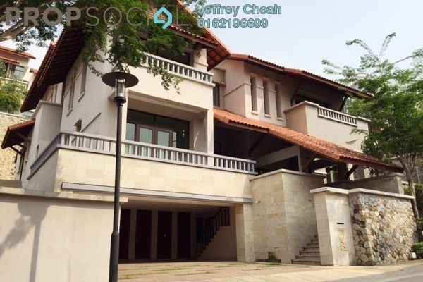 For Sale Bungalow at Kiara Hills, Mont Kiara Freehold Semi Furnished 6R/6B 7.5m