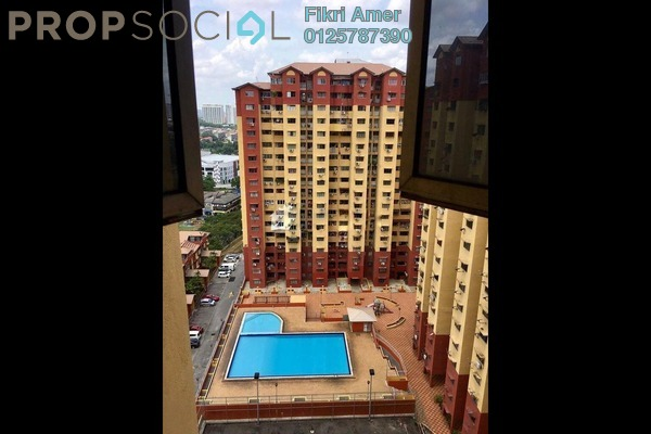 For Sale Condominium at Winner Heights, Desa Petaling Leasehold Semi Furnished 3R/2B 360k
