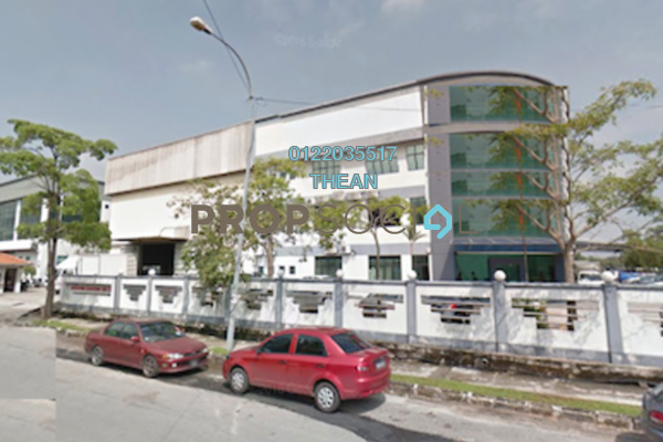 For Rent Factory at Berjaya Park, Shah Alam Freehold Unfurnished 0R/0B 87k