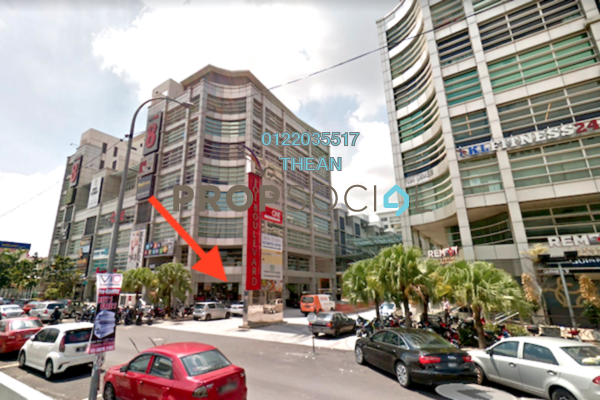 For Rent Shop at IOI Boulevard, Bandar Puchong Jaya Freehold Unfurnished 0R/1B 21.5k