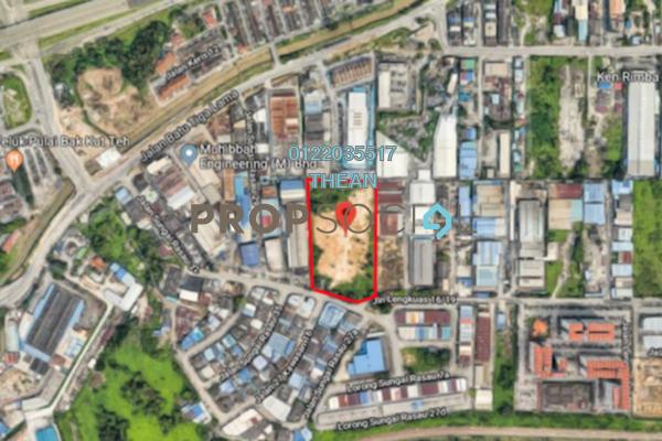 For Rent Land at Kawasan Perindustrian Sungai Rasau, Klang Freehold Unfurnished 0R/0B 86.8k