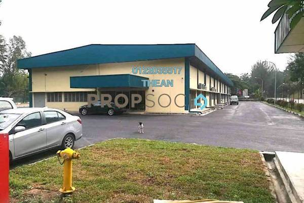 For Sale Factory at Nilai Industrial Estate, Nilai Leasehold Unfurnished 0R/0B 6.5m