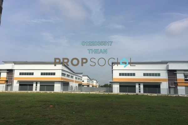 For Sale Factory at Bandar Sultan Suleiman, Port Klang Freehold Unfurnished 0R/0B 3.3m