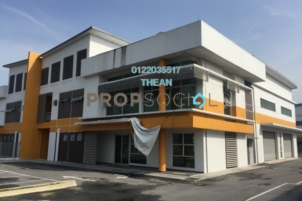 For Sale Factory at North Port, Port Klang Freehold Unfurnished 0R/0B 2.58m