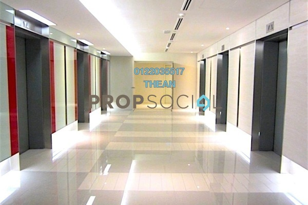 For Rent Office at Faber Tower, Taman Desa Freehold Semi Furnished 0R/0B 38k
