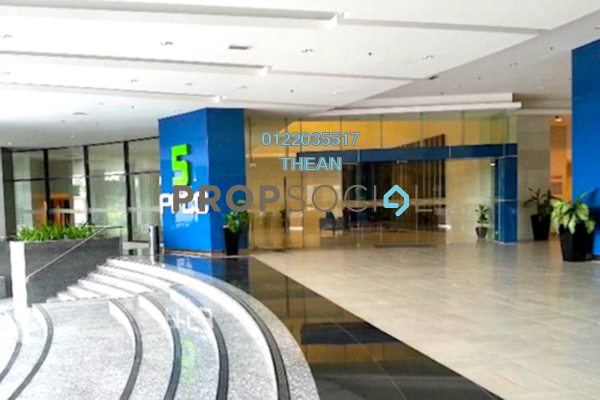 For Rent Office at PFCC, Bandar Puteri Puchong Freehold Semi Furnished 0R/0B 98k