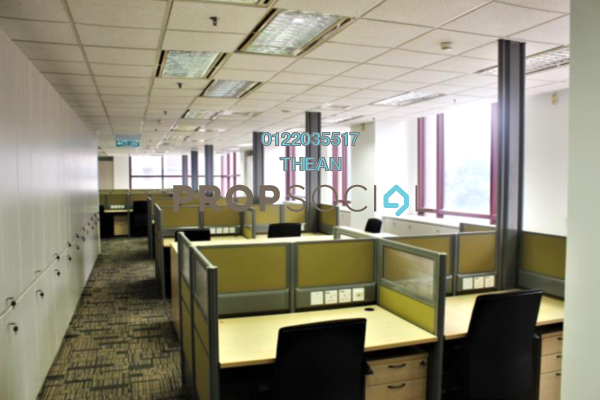 For Rent Office at Faber Imperial Court, Kuala Lumpur Freehold Fully Furnished 0R/0B 13.8k