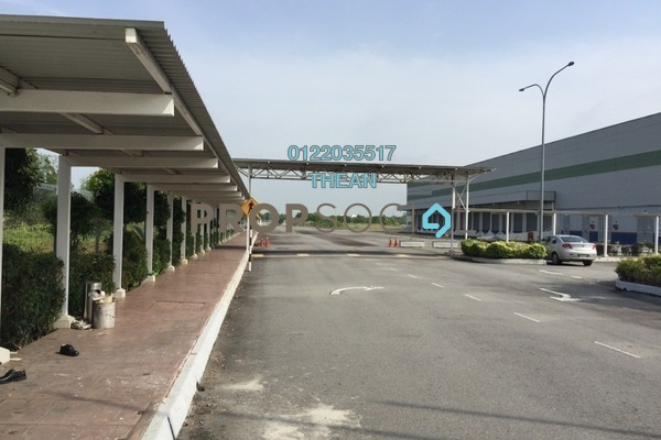 For Rent Factory at Bandar Sultan Suleiman, Port Klang Freehold Semi Furnished 0R/0B 0translationmissing:en.pricing.unit