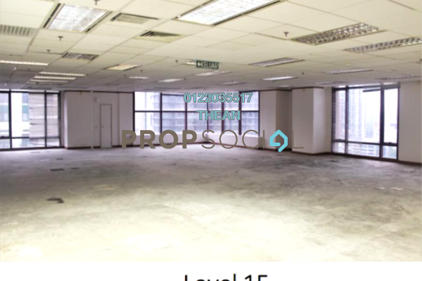 For Rent Office at Faber Imperial Court, Kuala Lumpur Freehold Unfurnished 0R/0B 17.5k