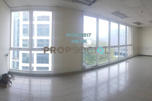 For Rent Office at Global Business & Convention Centre, Petaling Jaya Freehold Semi Furnished 0R/0B 2.1k