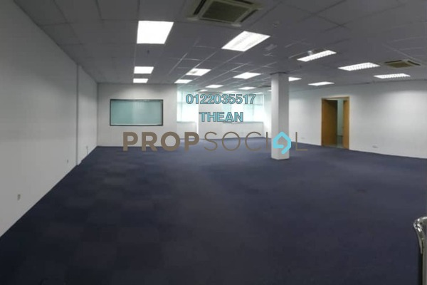 For Rent Office at Section 19, Petaling Jaya Freehold Semi Furnished 0R/1B 6.7k