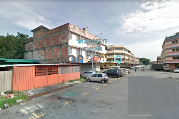 For Sale Shop at Kawasan 13, Port Klang Freehold Unfurnished 0R/0B 780k
