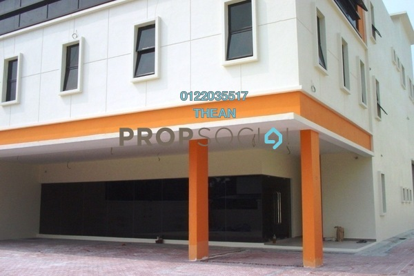 For Rent Factory at Section 51A, Petaling Jaya Freehold Unfurnished 0R/0B 23k