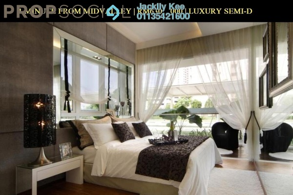 For Sale Condominium at Tria Residences @ 9 Seputeh, Old Klang Road Freehold Fully Furnished 2R/2B 633k