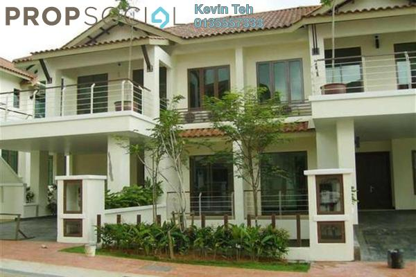 For Sale Semi-Detached at Amarin Kiara, Mont Kiara Freehold Fully Furnished 6R/7B 5m