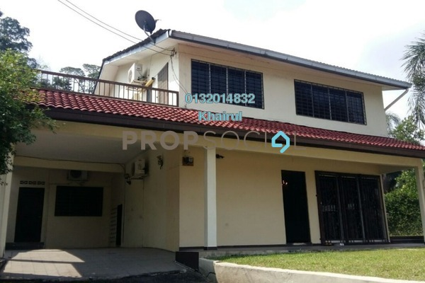 For Sale Bungalow at Taman Seri Ampang, Ampang Freehold Semi Furnished 5R/3B 1.9m