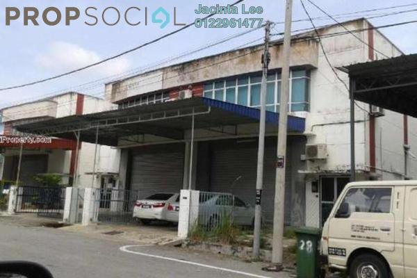 For Sale Factory at Malim Jaya, Batu Berendam Leasehold Unfurnished 0R/3B 496k