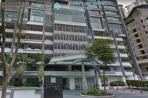 For Rent Condominium at Gateway Kiaramas, Mont Kiara Freehold Fully Furnished 1R/1B 2.8k
