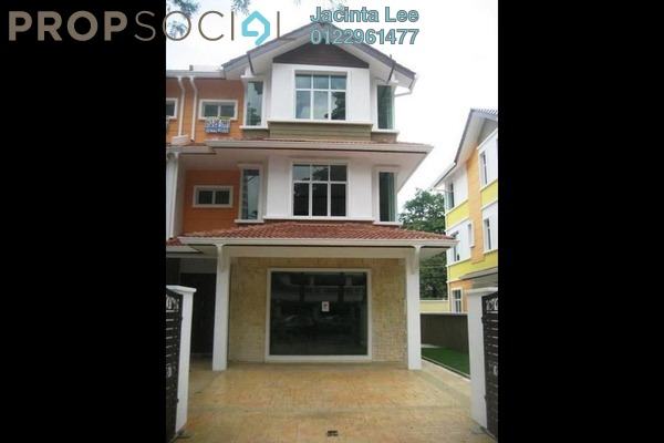 For Sale Semi-Detached at Taman Rainbow, Jalan Ipoh Freehold Semi Furnished 7R/5B 934k