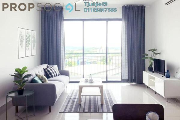 For Rent Condominium at Parkhill Residence, Bukit Jalil Freehold Fully Furnished 3R/2B 2.3k