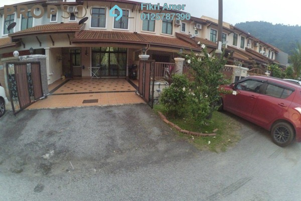For Sale Terrace at Ampang Saujana, Ampang Leasehold Unfurnished 4R/3B 670k
