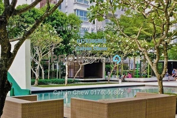For Sale Condominium at Hijauan Kiara, Mont Kiara Freehold Unfurnished 3R/4B 1.25m