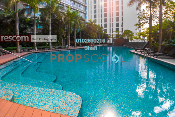 For Sale Condominium at Setia Sky Residences, KLCC Freehold Fully Furnished 2R/2B 1.35m